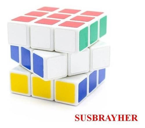 cubo magico rubik 3x3 dian sheng + manual solucion de armado