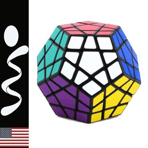 cubo magico rubik megaminx dodecaedro - 50 piezas -shengshou