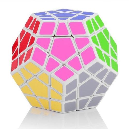 cubo mágico rubik megaminx yj o qiyi qiheng para speedcubing