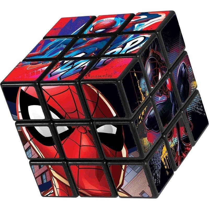 Cubo Magico Spiderman