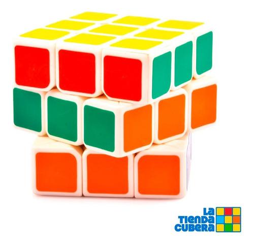 cubo magico water kylin cubo rubik 3x3 blanco para inciados