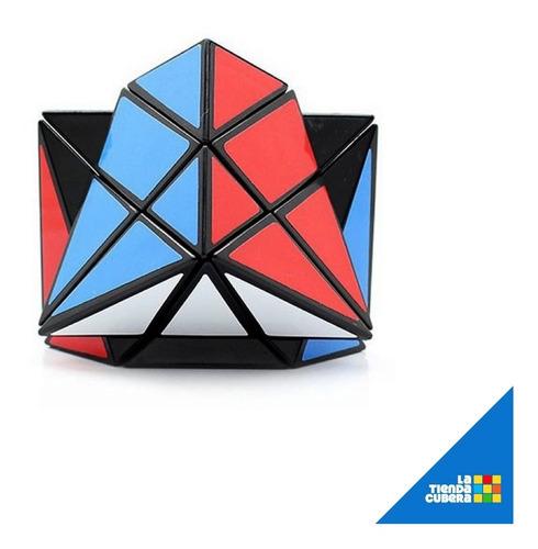cubo magico yj axis cube rubik modificado 3x3x3 con stickers