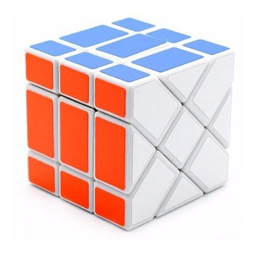 cubo magico yj fisher puzzle cubo rubik corte en diagonal