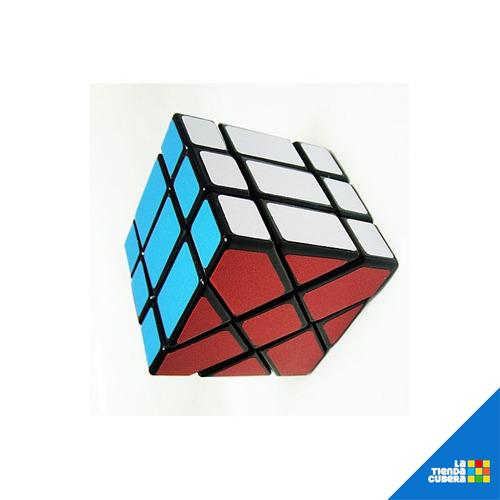 cubo magico yj fisher rubik modificado 3x3x3 juguete niños