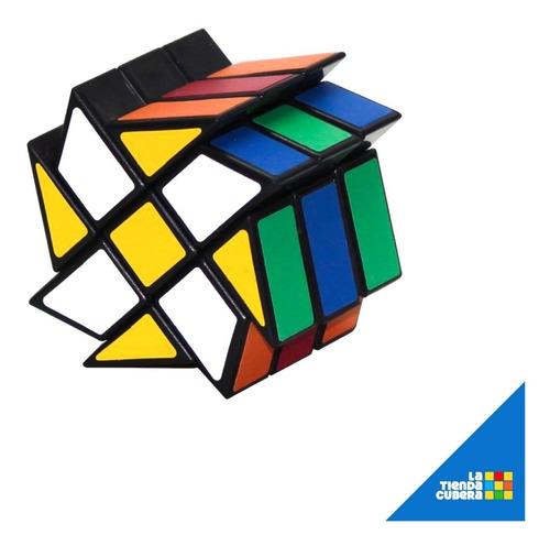 cubo magico yj windmill rubik modificado 3x3x3 juguete niños