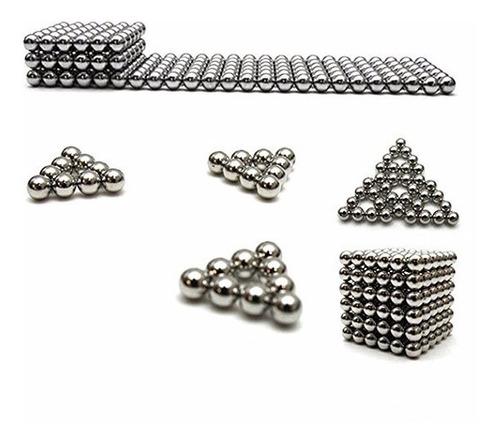 cubo magnetico 216 imanes neodimio neosphere 5mm