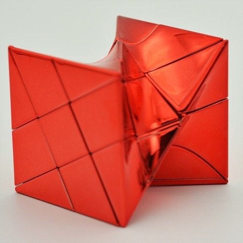 cubo moyu dna cube rojo metalizado windmill capital federal