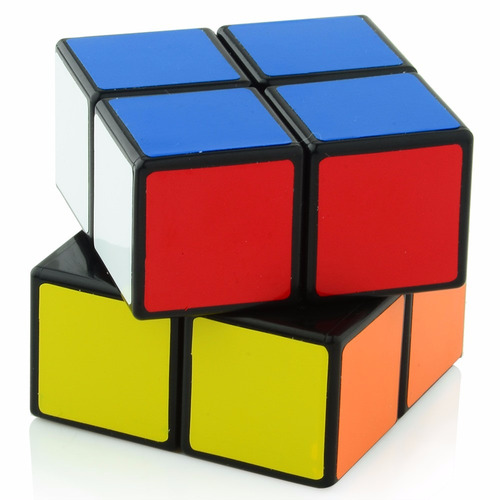 cubo profissional 2x2x2 shengshou black - imperdível!