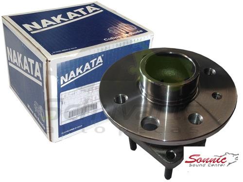 cubo roda com rolamento traseiro vectra 2007 original nakata