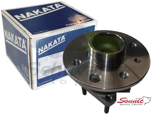 cubo roda com rolamento traseiro vectra 2010 original nakata