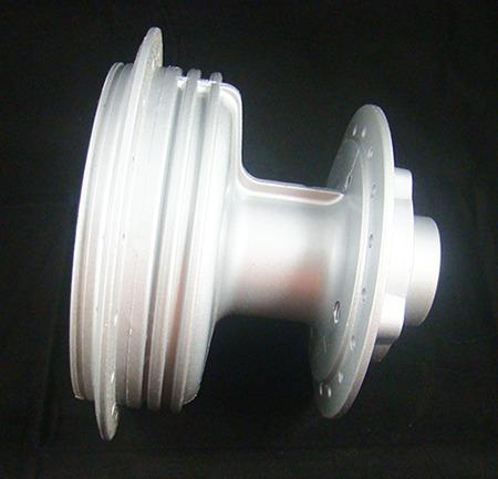 cubo roda traseira