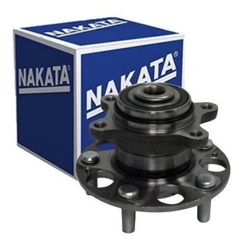 cubo roda traseira new civic c/ abs - nakata