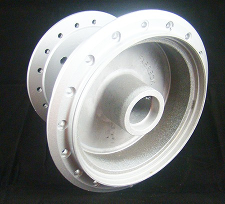 cubo roda traseira xtz 125 modelo original imagem ilustrativ