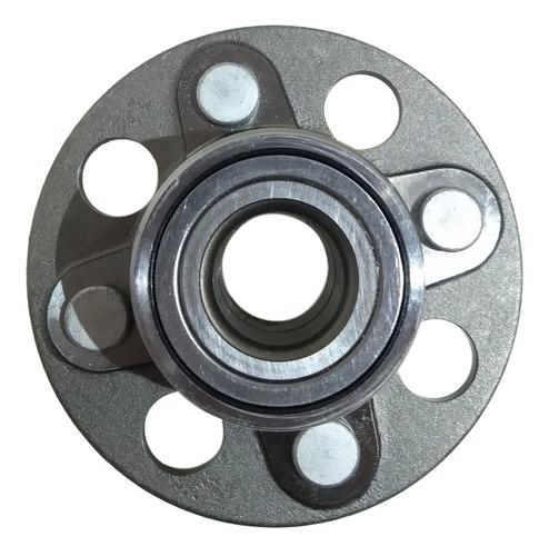 cubo roda traseiro c/ rol civic 1.7 16v s/abs 2001/2006