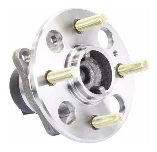 cubo roda traseiro c/rolamento hyundai hb20 1.0/1.6 com abs