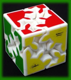 cubo rubik 2x2 lanlan gear , speedcube , lubricado