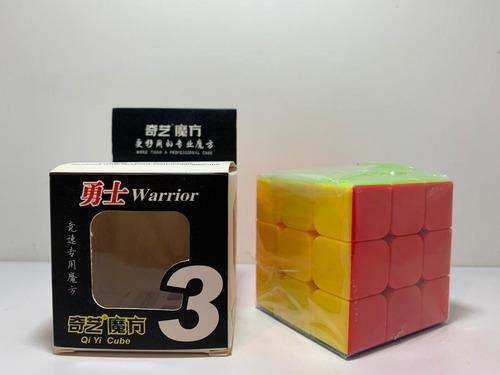 cubo rubik 3x3 neon