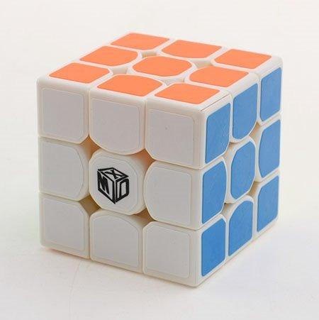 cubo rubik 3x3 qiyi tornado x-man , speedcube , lubricado