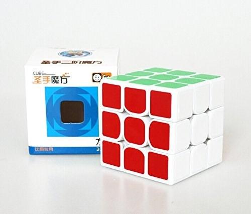 cubo rubik 3x3 shengshou fangyuan 3x3 speedcube , lubricado