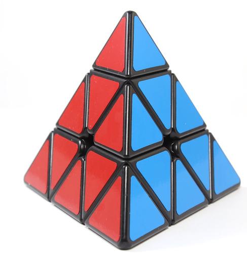 cubo rubik 3x3 shengshou pyraminx legend , base gratis