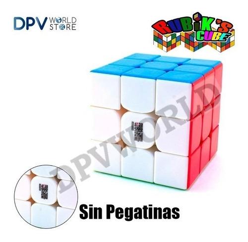 cubo rubik 3x3 sin pegatinas rubik rapido magentico gem