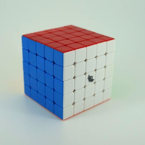 cubo rubik 5x5 cyclone boys stickerless speed cubing +regalo