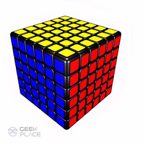 cubo rubik  6x6 moyu  magico