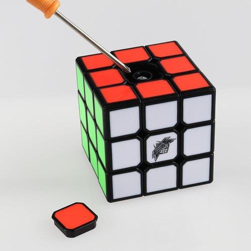 cubo rubik cyclone boys 3x3 speed cube feiku stickerless