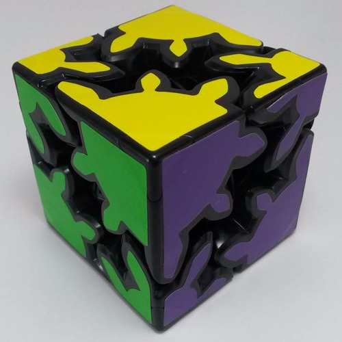 cubo rubik fangcun gear shift engranajes + regalo