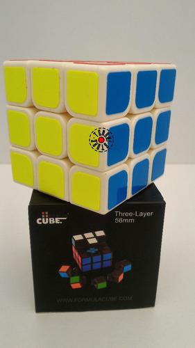 cubo rubik formula cube 3x3 original speed