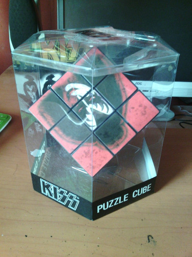 cubo rubik kiss (2007) coleccionistas