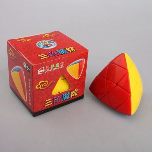 cubo rubik mastermorphix cube shengshou + regalo