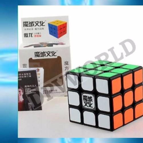 cubo rubik moyu jiaoshi 3x3 rubik rapido original rubik