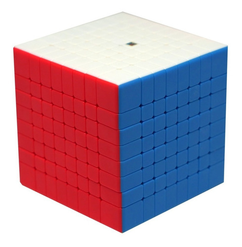cubo rubik moyu mf8 8x8 stickerless speed original