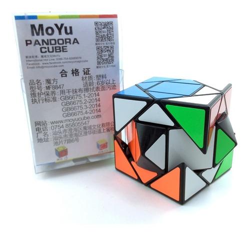 cubo rubik moyu pandora original