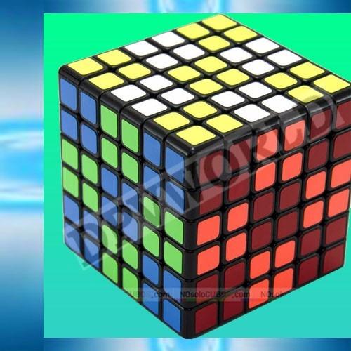 cubo rubik moyu weishi gts 6x6 rubik rapido original calidad