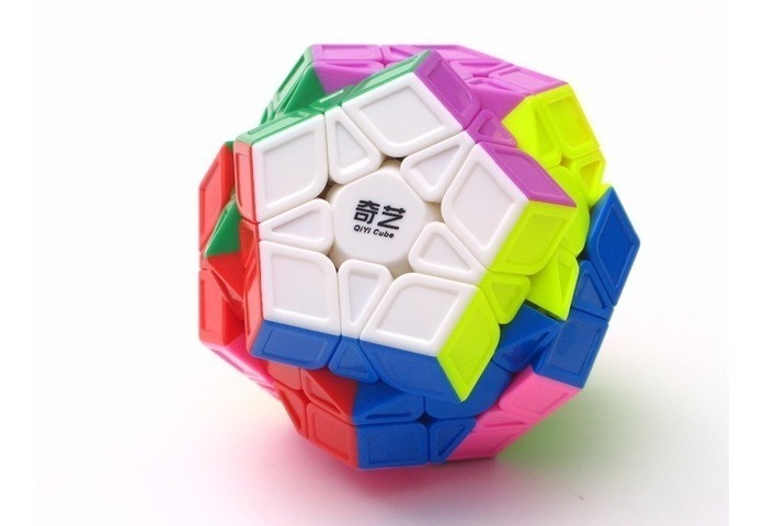 Cubo di rubik QIYI 3x3x3  Speed  Cube Rubik/'s Cube