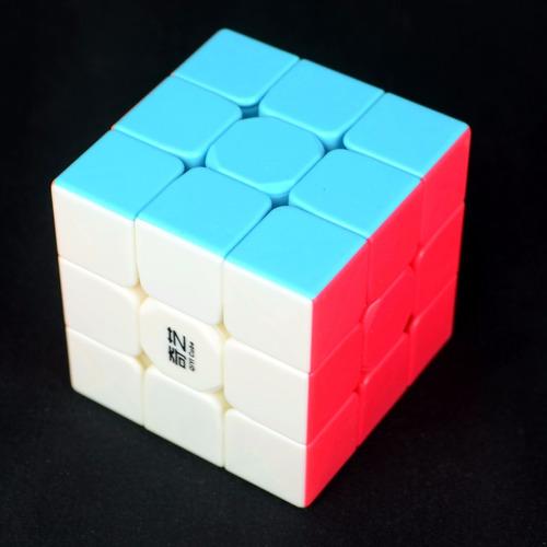 cubo rubik qiyi warrior w 3x3 speed cubing + regalo