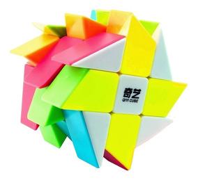 Windmill Qiyi StickerlessBase Molino Cubo Rubik IYgf7yb6v