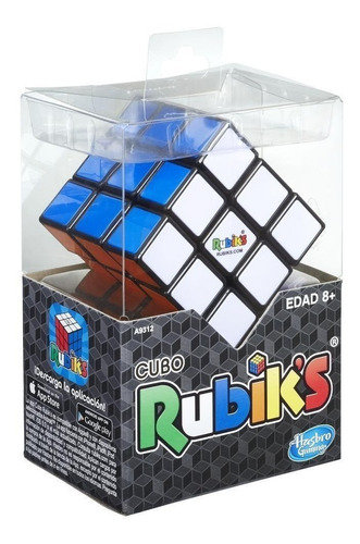 cubo rubik rubiks magico 3x3 hasbro a9312 original educando