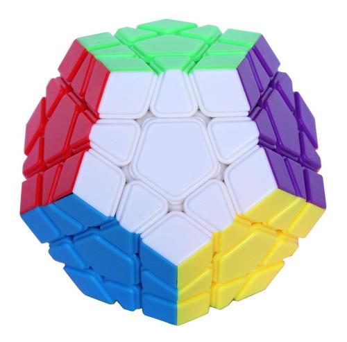 cubo rubik shengshou megaminx de alta velocidad yongjun