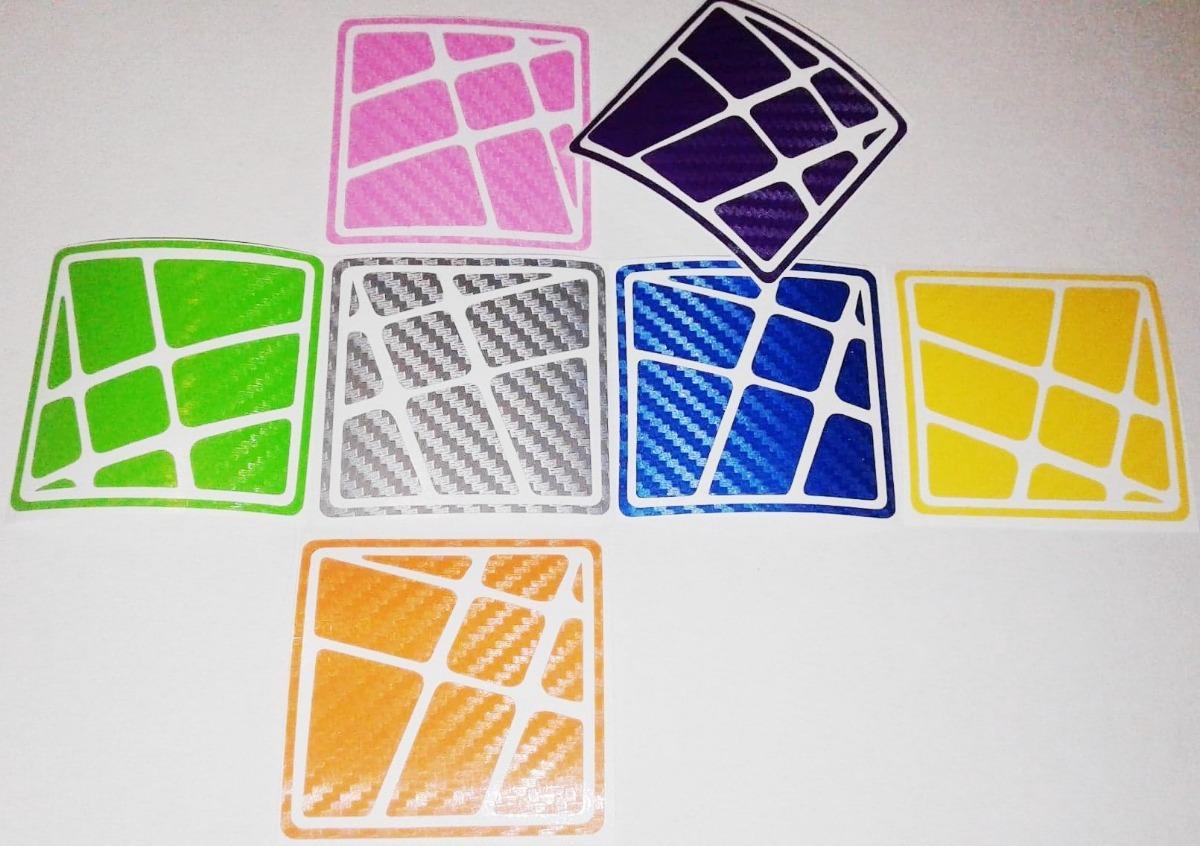 Cubo Rubik Stickers Crazy Fenghuolun Envio Gratis Dhl