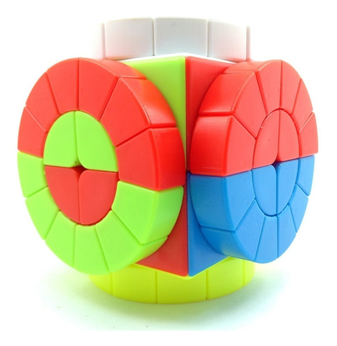 cubo rubik time machine 2x2 stickerless