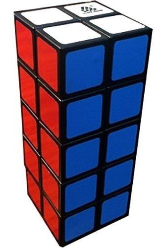 cubo rubik witeden 2x2x5 cuboide  black belgrano