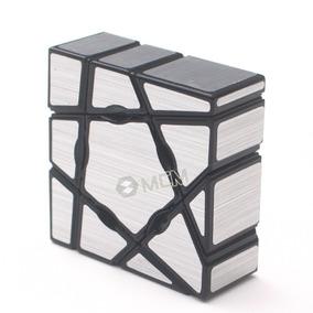 Yj Cube Negro Cubo Stickers Ghost Plata Floppy C Rubik eoCWxrQdB