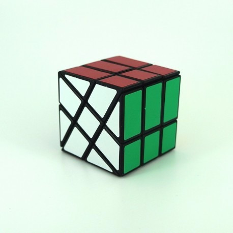 cubo rubik yj windmill 3x3 fenghuolun + regalo