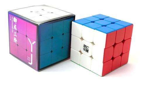 cubo rubik yj yulong v2 magnético 3x3 original speed