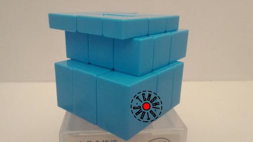 cubo rubik yuxin ice kylin 3x3 mirror speed stickerless