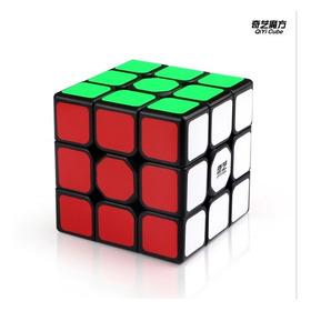 Cubo Rubiks 3x3 Qiyi Sail Negro Original Speedcube