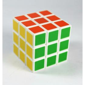 Cubo Rubiks Niños Sencillo Plástico Juego Cuadrado